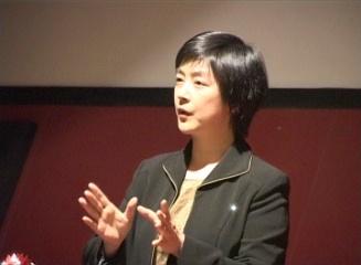 曾錚在「墨爾本中國問題研究小組」演講