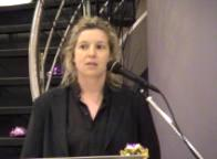 ABC電臺書評(Book Talk)節目主持人Lyn Gallacher