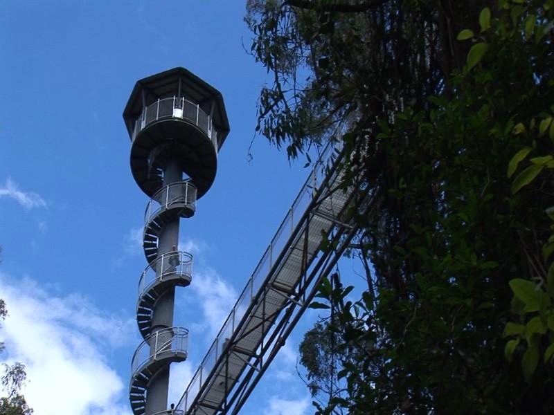 制高點騎士塔。
