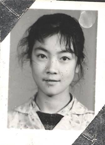 Jennifer as a teenager 曾錚十四歲