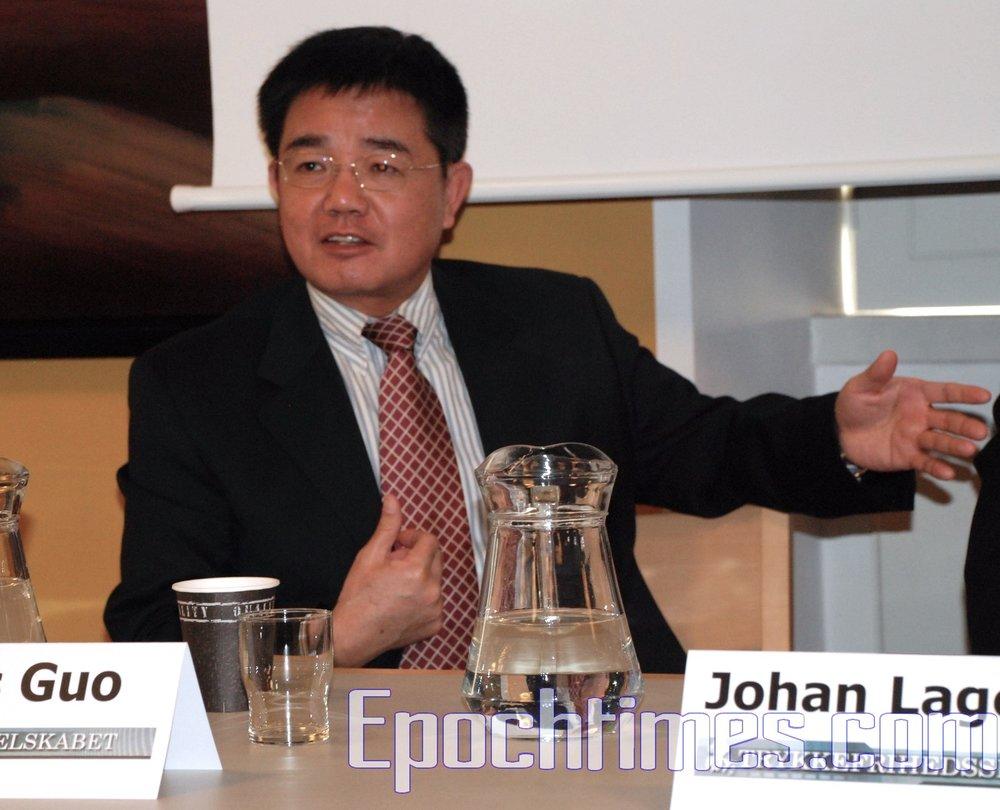 著名 人權 律師郭國汀