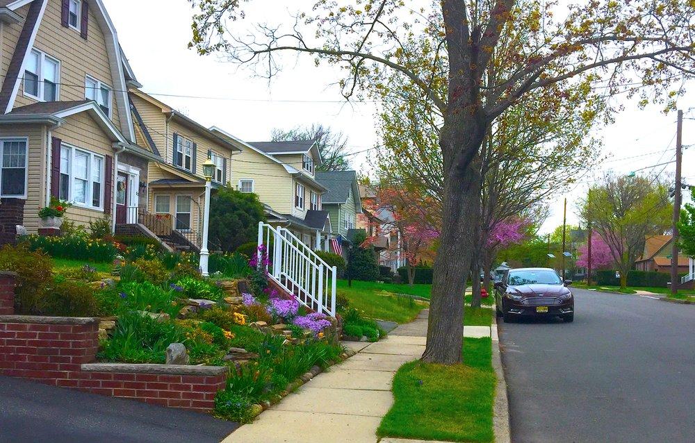 At Nutley, New Jersey, USA 攝於美國新澤西Nutley鎮。