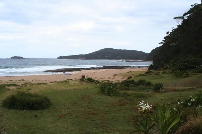 Pebbly海灘