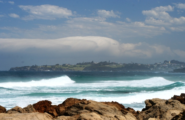 Doing the Coast——沿海岸線開車自駕游,處處可見這樣的風景