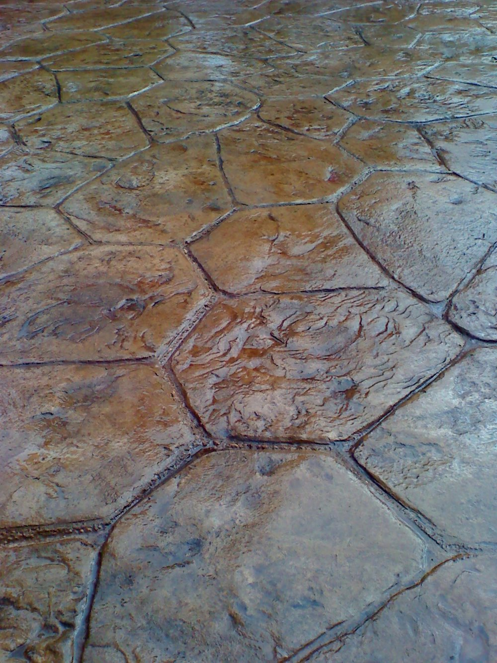 Patio Concrete Texas