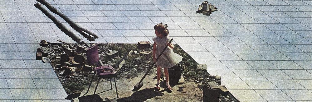 Atti Fondamentali. Vita - Supersuperficie. Pulizie di primavera,  de Superstudio, 1970