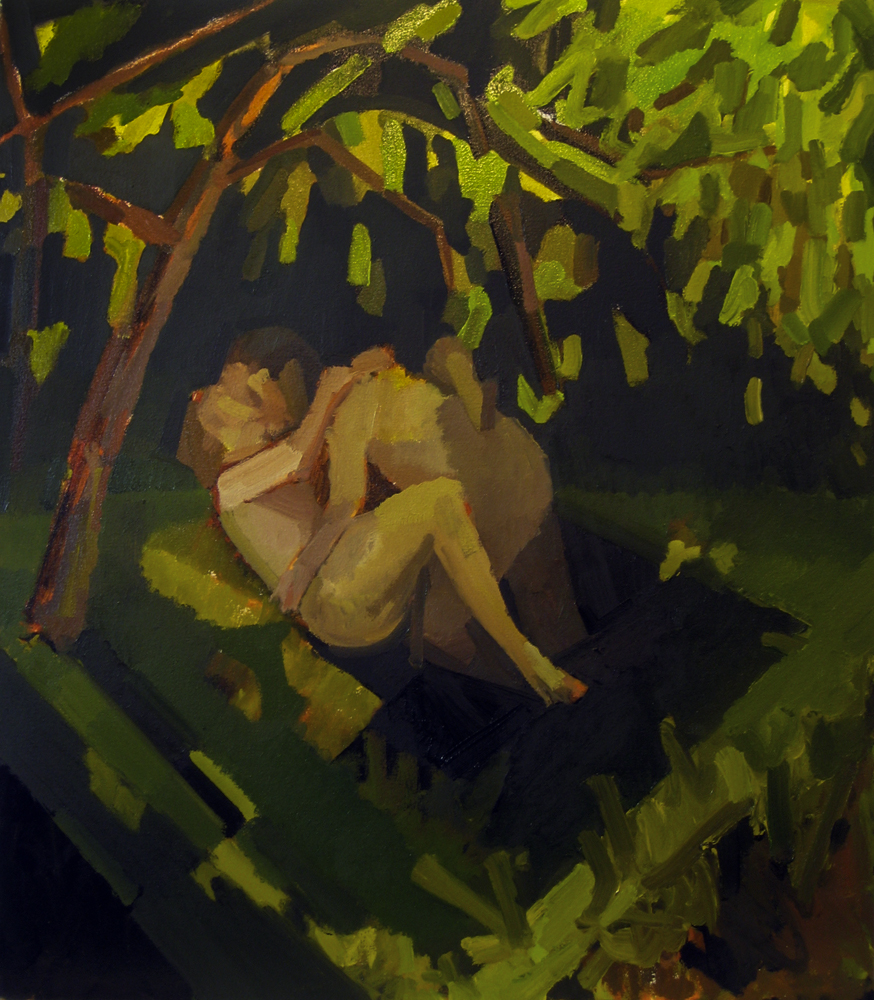 Lovers in the Bower