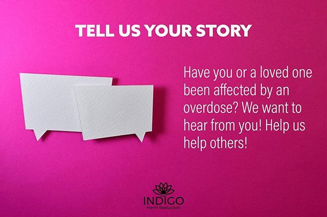 On average 2 Albertans die from an accidental overdose and the most up-to-date data shows that 355 people died from an apparent accidental opioid overdose in 2018.  Indigo is wanting to hear from our community to help government officials and other community members see past the reports or data and understand that the lives lost are more than numbers.  If you have lost a loved one to an accidental overdose and want to share their memory or story, Indigo wants to hear from you. Every week Indigo wants to share the memory of a loved one to help bring awareness to what is happening to our province and how we can bring lifesaving technology for substance checking to our province to prevent overdoses.  Please feel free to message us to share your story or ask for more information on what we are wanting to achieve. #morethanjustnumbers #harmreductionsavelives #substancecheckingsaveslives #honouringalifelost