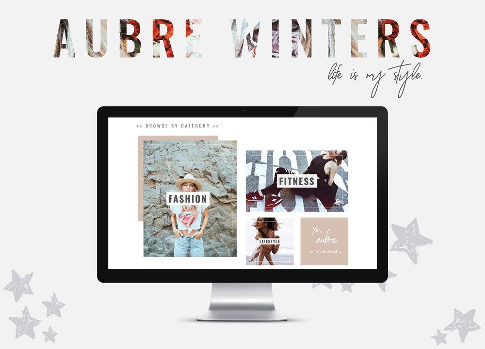 Aubre Winters -