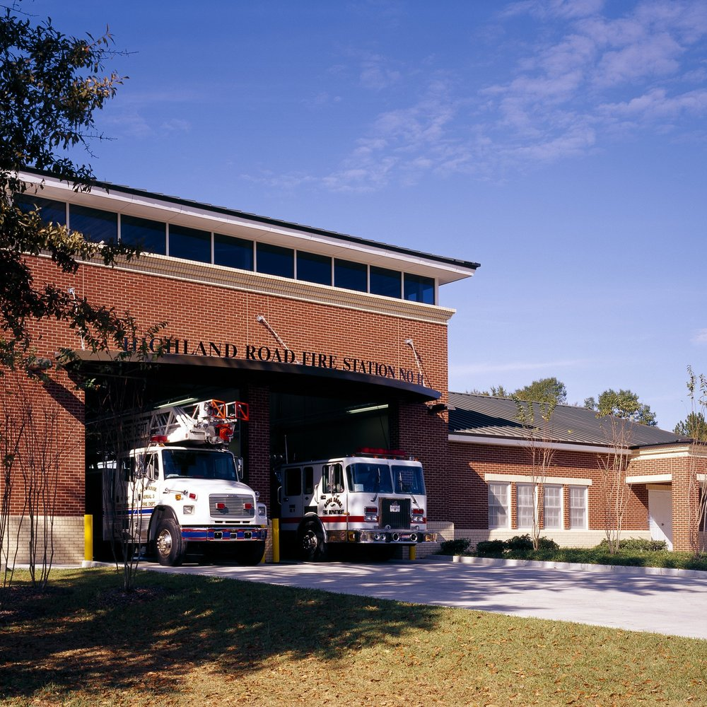 BR Fire Station Highland Road