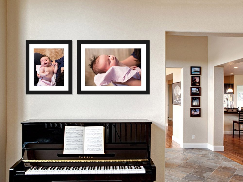 Luxury Wedding and Family Photographer_Lansing MI_Mother and Child Wall Art in Piano Room_Tania Watt Photography.jpg