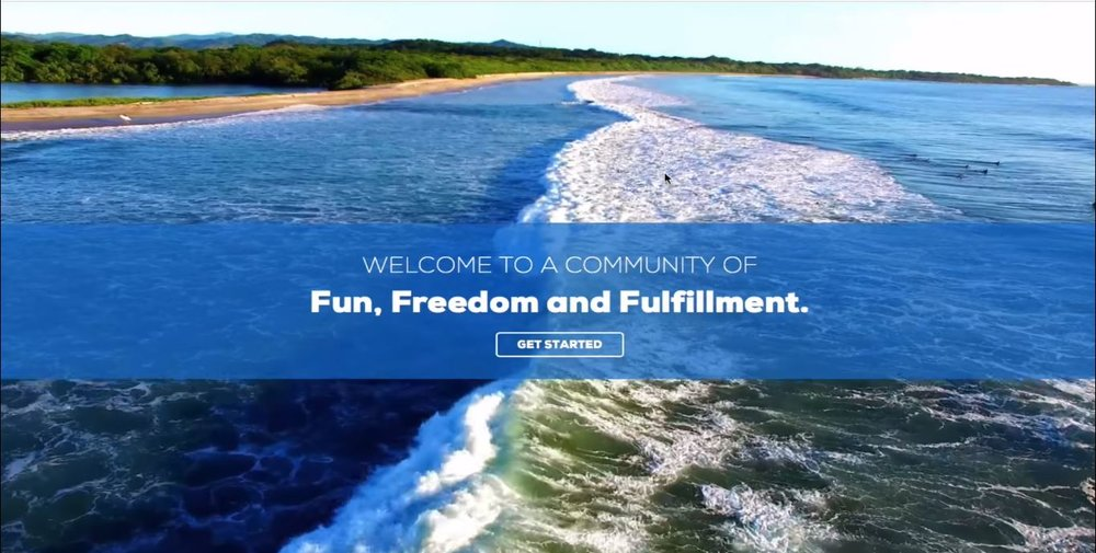 Welcome to Fun, Freedom, & Fulfillment (Click Here to learn more)