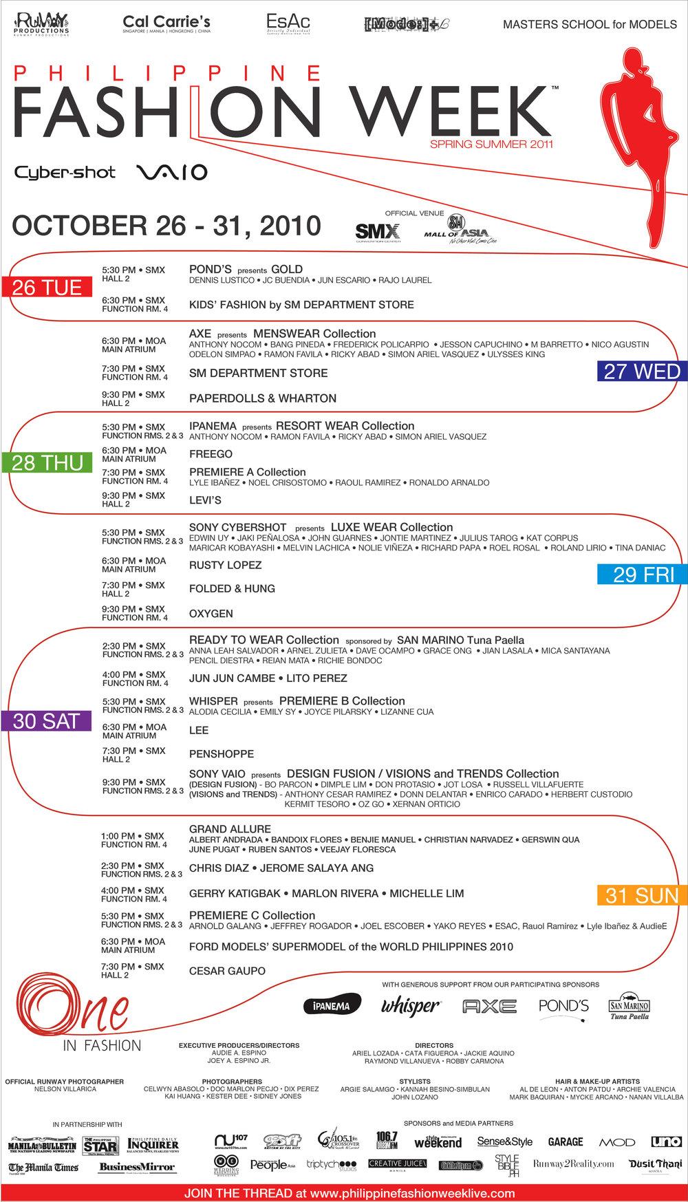 PhFW Spring Summer 2011 Show Schedule.jpg