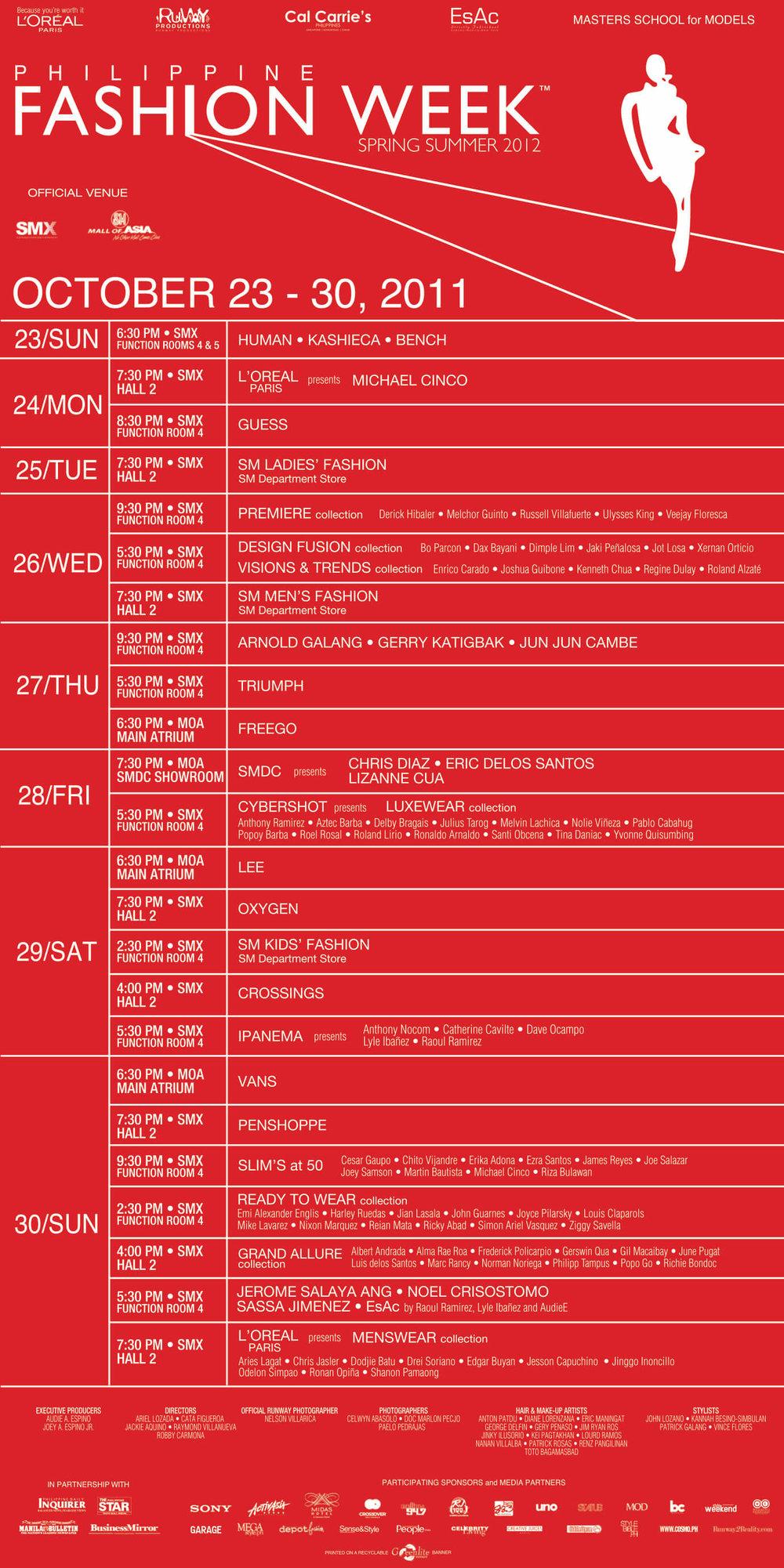 PhFW Spring Summer 2012 Show Schedule.jpg