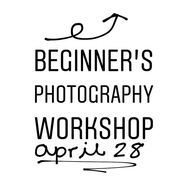 "It's back - April 28! Year FIVE  putting this on with friend and colleague Monty from @openimagestudio, so you can expect lots of good content and shoot time! All the details are on the blog (link in profile, click ""blog"" on site). . First FIVE people to register will be given a free group open-shoot with Monty and I on a later date. Perfect chance to come back with any new questions!"