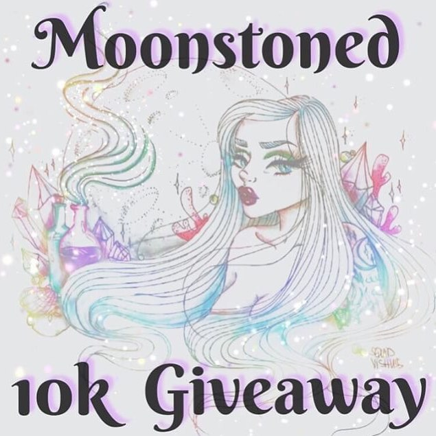 Welcome to the #moonstoned10k giveaway!  To celebrate the @moonstonedalchemist reaching 10,000 followers, myself and 14 other amazing creators have come together to offer you a stellar opportunity! We are gifting multiple prizes to multiple winners... with an epic GRAND PRIZE gifted to one lucky winner from the @moonstonedalchemist , herself. 💖💗💖We are all very grateful for our followers; your love and support does not go unnoticed. ▪ 💚Entering is fun and easy, just follow these rules 👇🏼 ▪ 🌘F.ollow me: @rockandydesigns 🌘L.I.K.E this post and T.A.G three friends who love mystical treasures! 🌘ANSWER MY QUESTION: what is your favorite crystal and why?🌿Tap the photo and click the tag to jump to the next shop in the loop. -repeat these steps until you find yourself back here! ▪ 💜Giveaway closes on September 22nd at 6pm cst, winners will be contacted within 48 hours. International winners are responsible for shipping (unless stated otherwise from shop owner), NO giveaway accounts. This giveaway is not endorsed by or affiliated with Instagram in any way. Have fun with your answers to stand out & good luck!! . . . #neckcandy #etsyjewelry #bohemian #goodvibesonly #creativehappylife #gypsystyle #hippievibes #jewelryaddict #healingcrystal #crystals #gemstonejewelry #rockhound #birthstonejewelry #crystalcollection #etsyshop #bohemianstyle #essentialoils #fashionista #bohojewelry #gemstones #believeinyourself #bohochic #fblogger #yogaeveryday #bohemian #handmadeisbetter #freespirit #gypsysoul #naturalbeauty