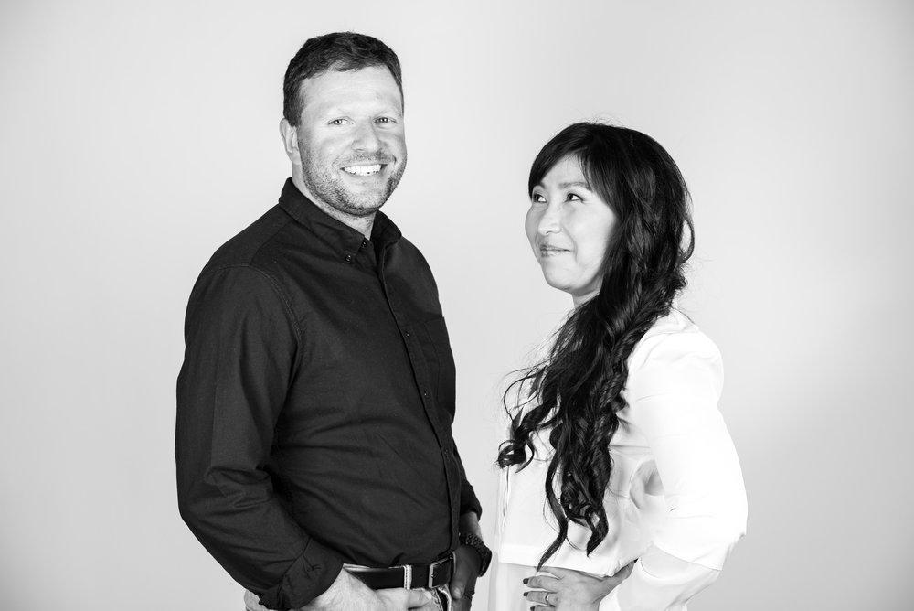 Sean DonohueGeneral ContractorProject ManagerThe Boss.Maria DonohueChief DesignerCreative AdvisorThe Boss' Boss. -