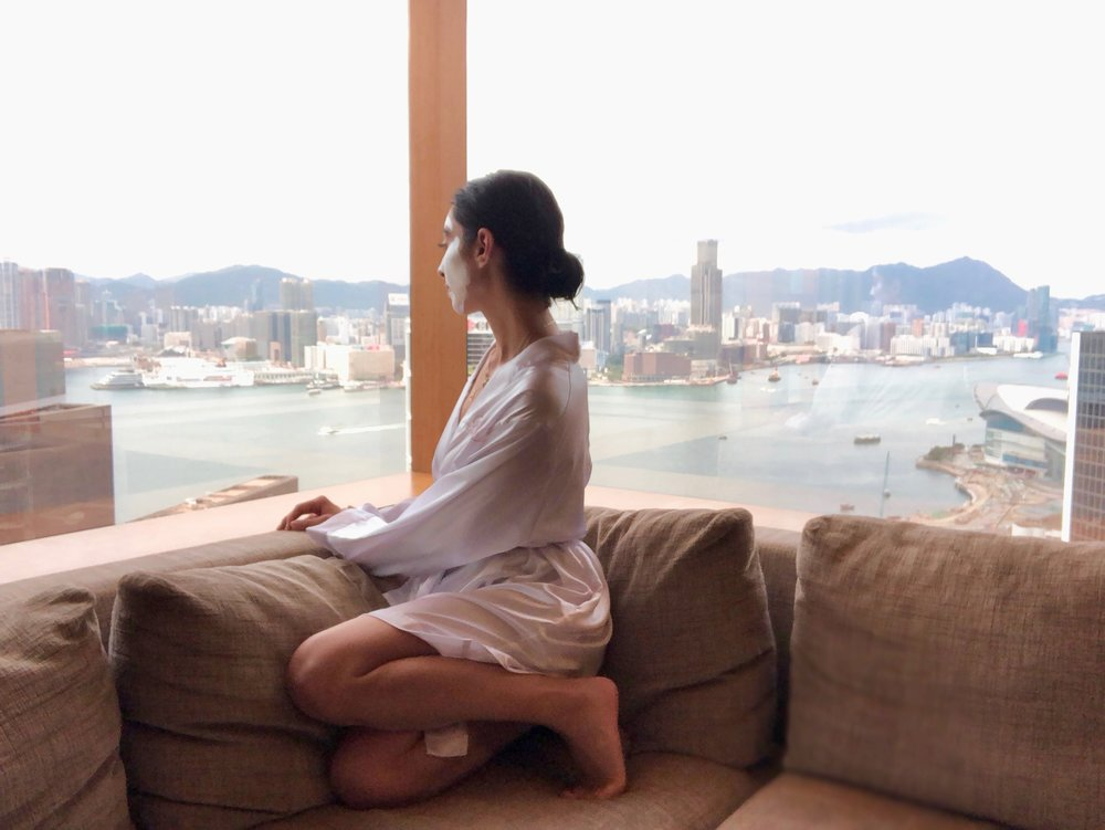 INSIDE OUR TRIP TO:HONG KONG -                            .