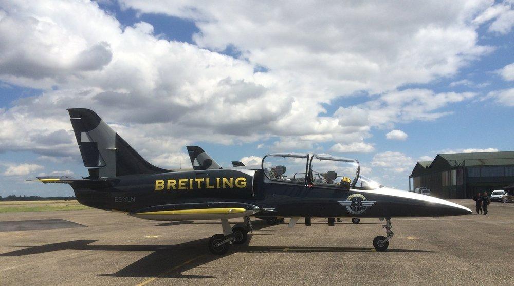 Partielles Grounding : Das Jet-Team bleibt zwar erhalten, andere Sponsoring-Aktivitäten im Fliegerei-Bereich sind gestrichen   Zum Artikel