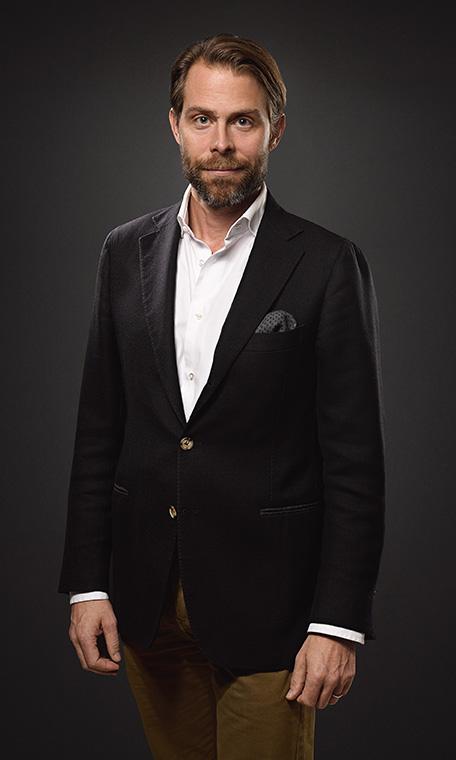 Rolf Studer, Coprésident des montres Oris, Bâle