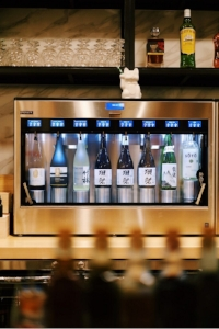 SHOCHU AND ON TAP