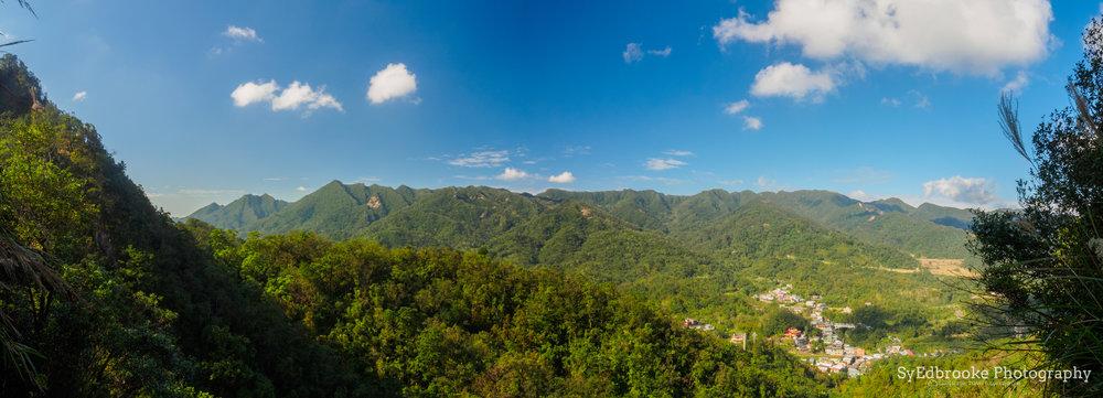 Halfway up Mt. Xiaozi. f14, ISO 600, 1/60, 24mm