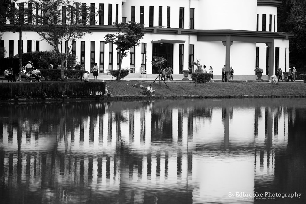 Another interesting looking building at Bihu Park. f1.8, ISO 200, 1/250, 150mm