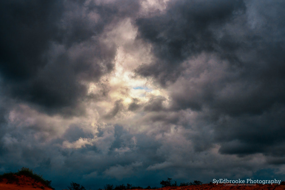 Stormy Skies. f11, ISO 200, 1/160, 50mm