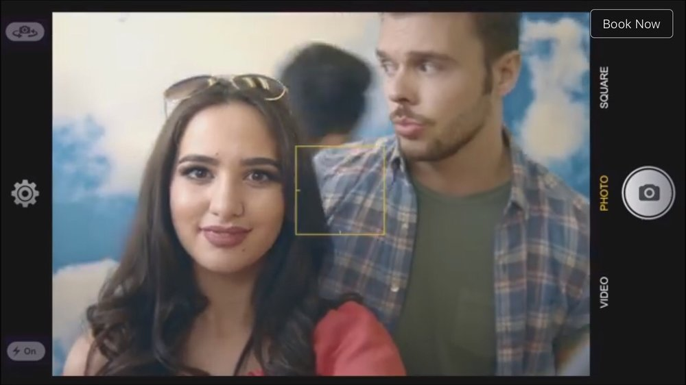 My Aer Lingus commercial with the Stunning Racha