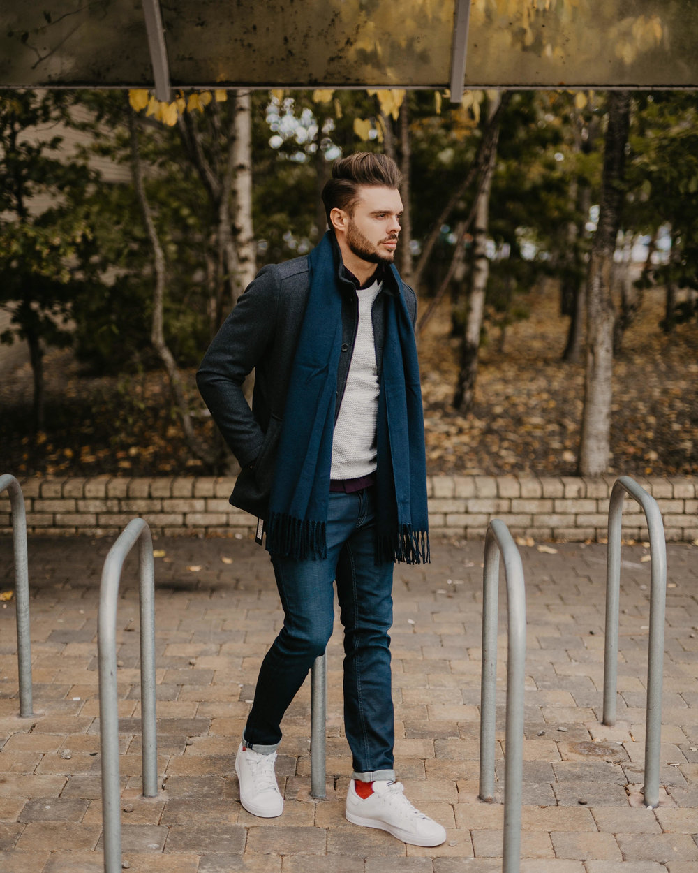 Full outfit from Jack & Jones