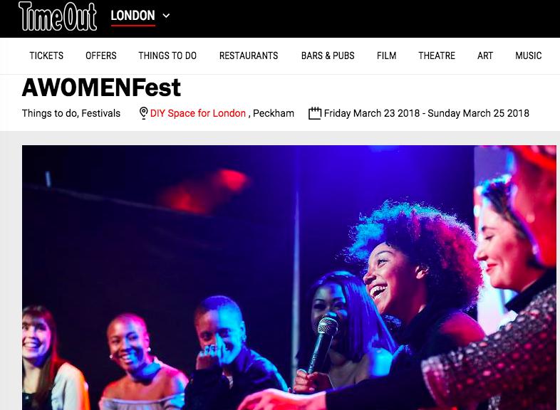 TimeOut London -