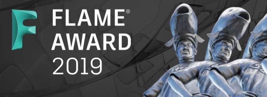 I got nominated for the flame award 2019 - very honoured and happy