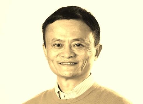 Jack Ma, Alibaba Founder.