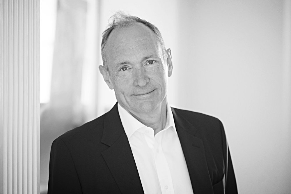Sir. Tim Berners-Lee , Source: Inrupt.com