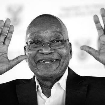 Zuma profile picture on Twitter (14 December 2018).