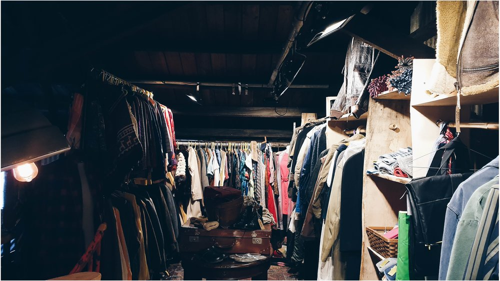 GARMENTS - Used, vintage & military clothing