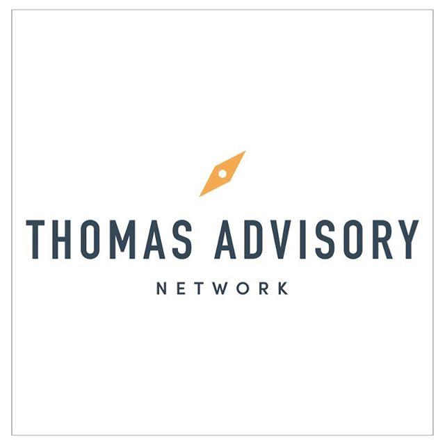 Sneak peek of some new brand identity work we're cooking up for our partners at Thomas Advisory Network. 🚘  #sneakpeek #logodesigns #logo #logos #brandidentitydesign #brandidentity #carbiz #autoindustry #bouldercolorado #boulderstartup