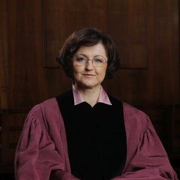 Predsednica Ustavnega sodišča, Dr. Jadranka Sovdat