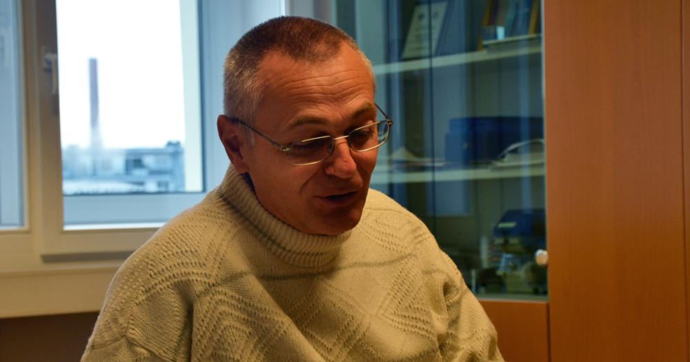 Prof. dr. Damjan Korošec