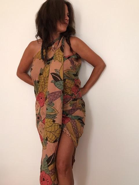 Wear it as a dress