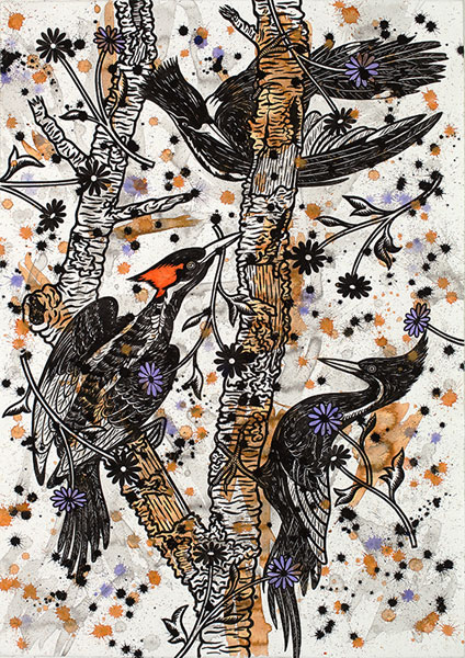 Woodpeckers #1