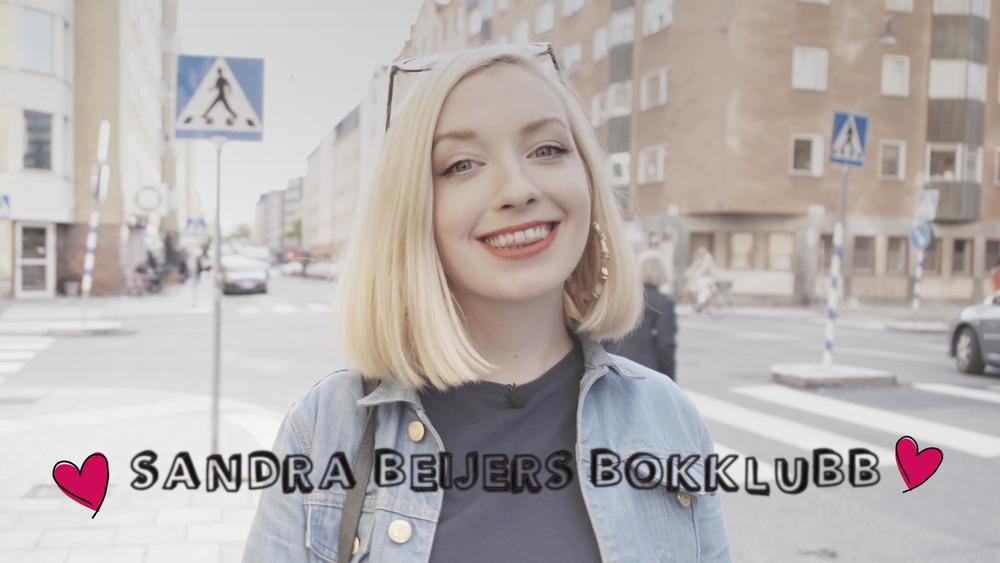 SANDRA BEIJERS BOKKLUBB/ METRO MODE/ PRODUCENT & REGISSÖR