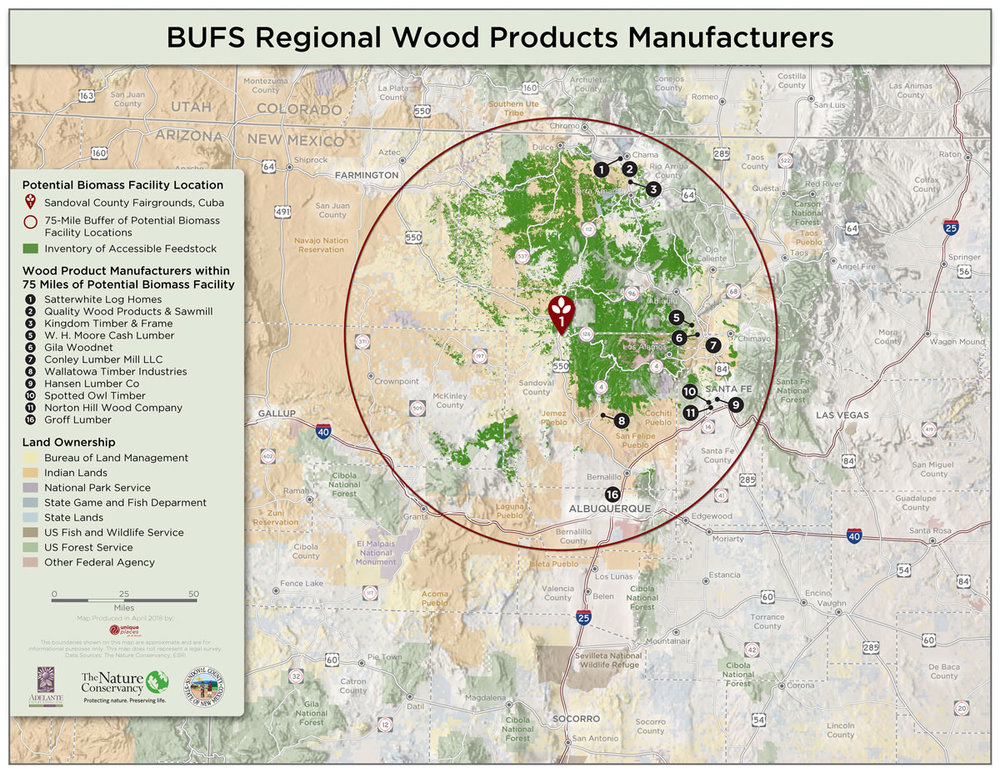 BiomassFacilityMapWithManufacturers_8.5x11_SandovalCountyFairground.jpg