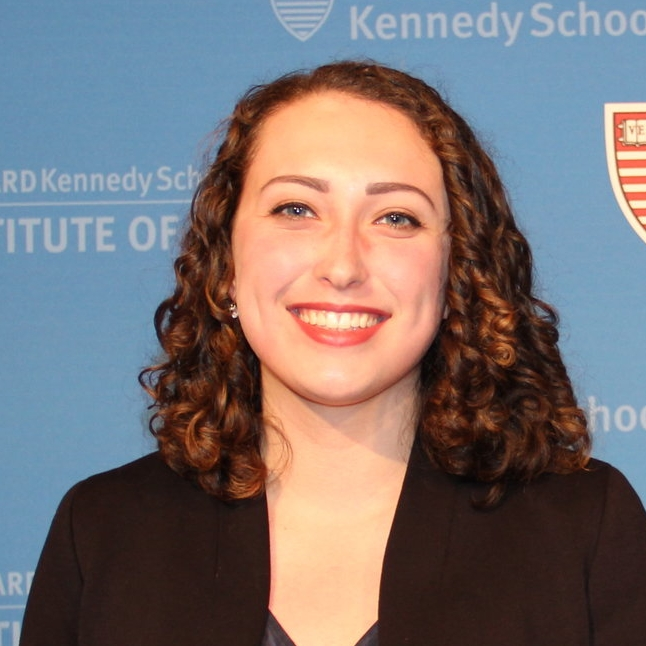 Kiera O'Brien, Harvard Republican Club President Emerita, S4CD Vice President
