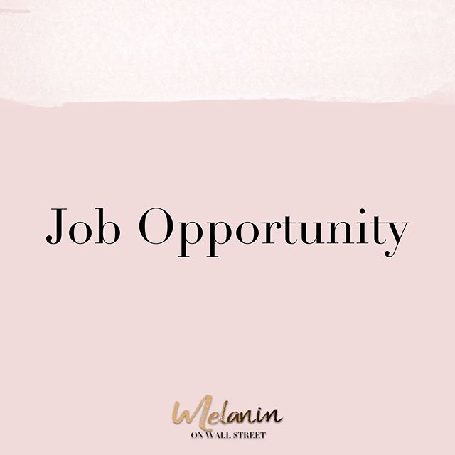 Ladies,  We have two Job opportunities for you in the health Field with VIP Community Services in NYC. Positions are • Care Coordinator • Community Navigator/Engagement Specialist (Outreach Position)  Must send resumes today to MelaninOnWallStreet@gmail.com for consideration. Tell a friend! They are looking to hire immediately🤗 #nycjobopportunity #carecoordinator #healthfield #melaninonwallstreet #jobsearch #Jobs #healthservices