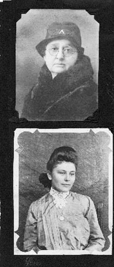 Elizabeth & Lena