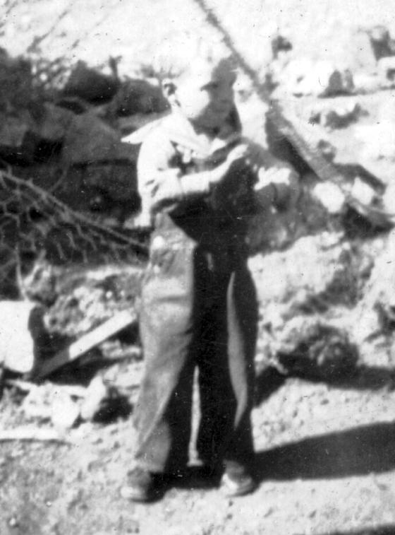 Ralph Carl Graf (Son of Ralph Lewis Graf)