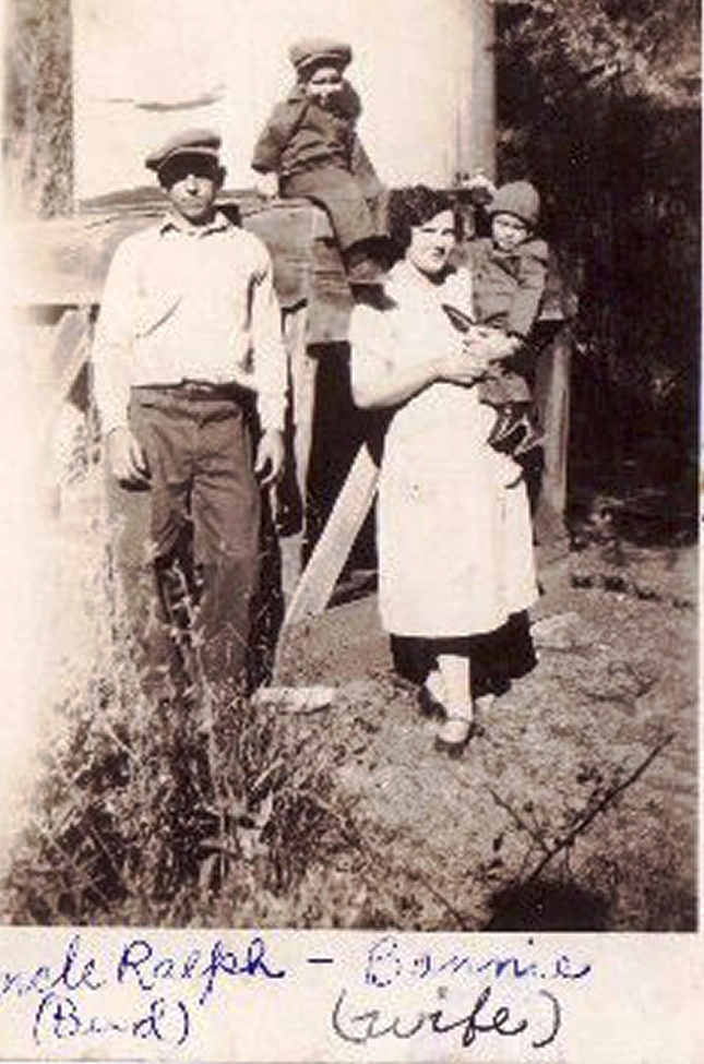 Ralph & Bonnie Graf