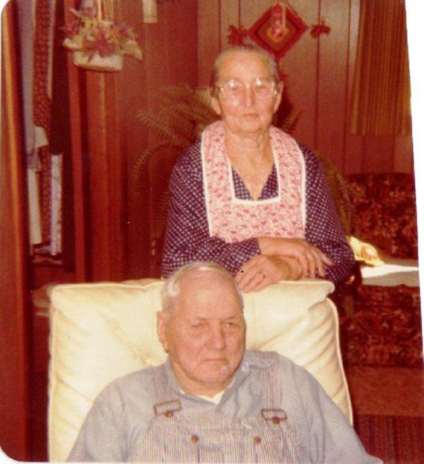 Grandville & Ernestine Graf MaHan