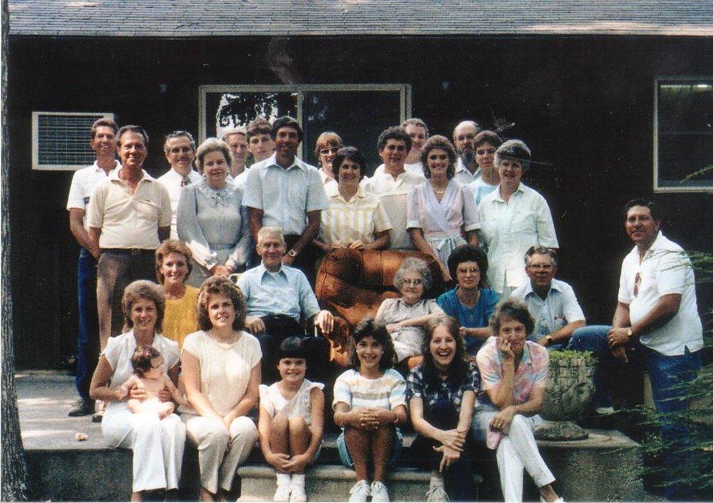 Ernest Rubley Family